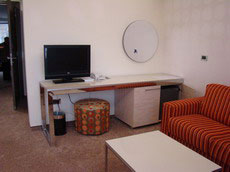 В отеле Residence вы можете не только отдохнуть в Черногории, но и поработать