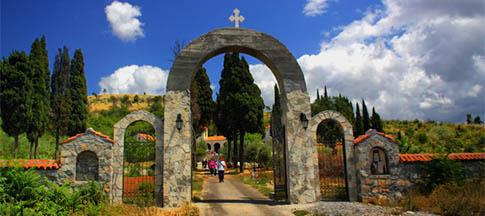 паломнический тур по святым местам черногории