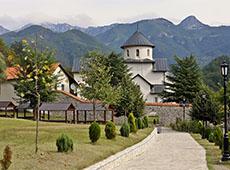 Монастырь Морача, памятники Черногории