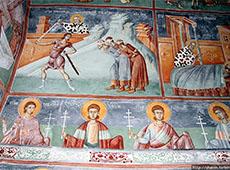 Монастырь Морача, горный массив Дурмитор