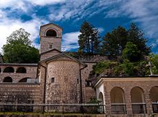 монастырь орлиный крест