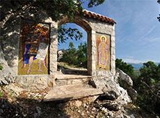 Монастыри Скадарского озера, поездка по черногории