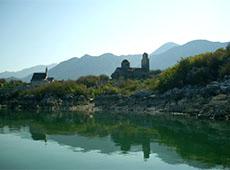 Скадарское озеро, монастыри черногории, экскурсии по черногории