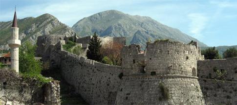 экскурсионный тур по уникальным крепостям черногории