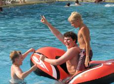 детский отдых за рубежом и в Росиии для детей и подростков