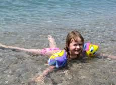 Отдых для детей – это, прежде всего, общение, песчаный пляж и солнце