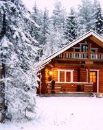 Коттеджи в Финляндии. Все больше и больше людей предпочитают отдыхать не в отелях, а в коттеджах и на виллах.