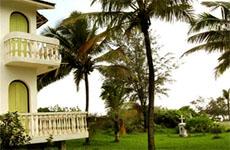 Отель на Гоа