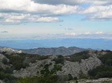 И самая высокая вершина Черногории, на которую наши ребята, кстати сказать, совершили восхождение