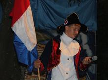 Людовик XVI арестован. А Наполеон Бонапарт (он же Даня Возилов)  избран первым Консулом  молодой французской республики.  Ура!