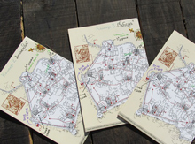 Квест, предложенный стражами Цитадели,  стартует! Участники команд получили карты – ключи, которые помогут им ориентироваться в Цитадели…