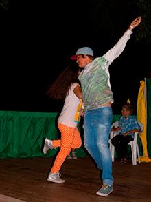 Победный танец пары из Лотарингии. Вперед, Ваня, веди свою девушку к победе