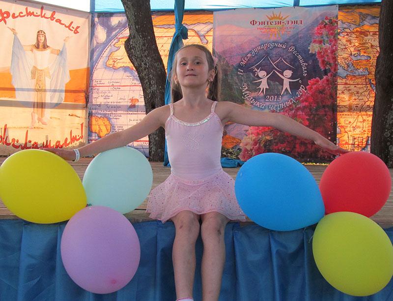 Вита Орлова очаровательная участница