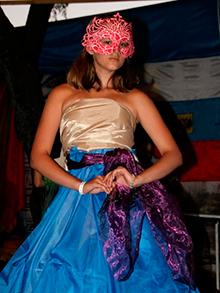 Еще одна  претендентка – Роза Луговая. Необычайно красива, подтвердите!