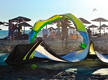 Скайт-серфинг – главная достопримечательность Боры-боры