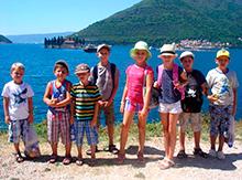 хотите узнать, что сегодня делали самые младшие – кавказцы-путешественники?