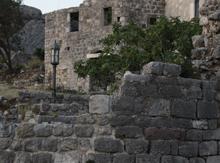 Нас ждала крепость, построенная в 12 веке