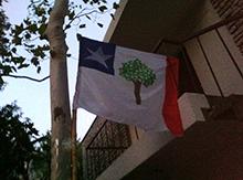 Сегодня «Фэнтези Лэнд» запестрил  Американскими флагами северных и южных штатов. И это неспроста… Так уж получилось, что мы опять оказались в США и … теперь разделены на разные штаты…