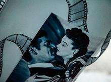 Где мы все с большим удовольствием посмотрели фильм «Унесенные ветром».