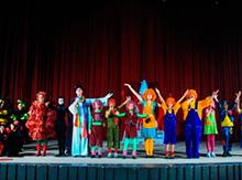 Большое спасибо актером театра-студии «Розыгрыш» за выступление!