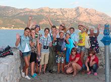 Итак, мы приехали в туристическую столицу Черногории - Будву