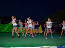 …новые танцы