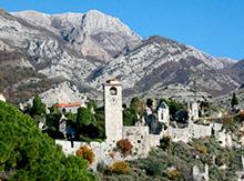 Многое видели древние стены Старого Града Бар за свою историю…